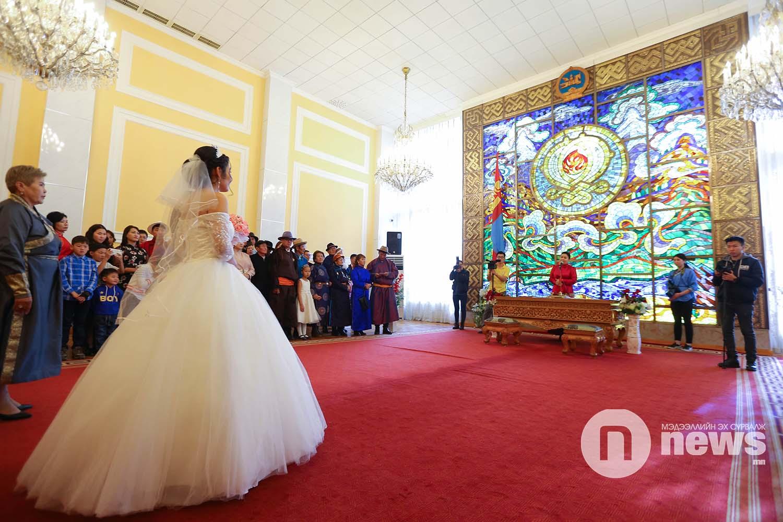 Гэрлэх ёслолын ордон Хурим (15)
