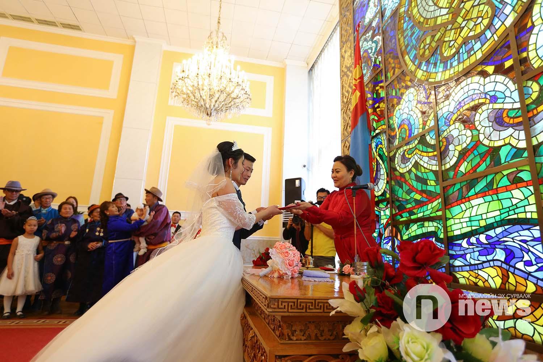 Гэрлэх ёслолын ордон Хурим (16)
