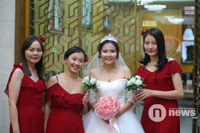 Гэрлэх ёслолын ордон Хурим (2)