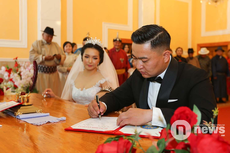 Гэрлэх ёслолын ордон Хурим (20)