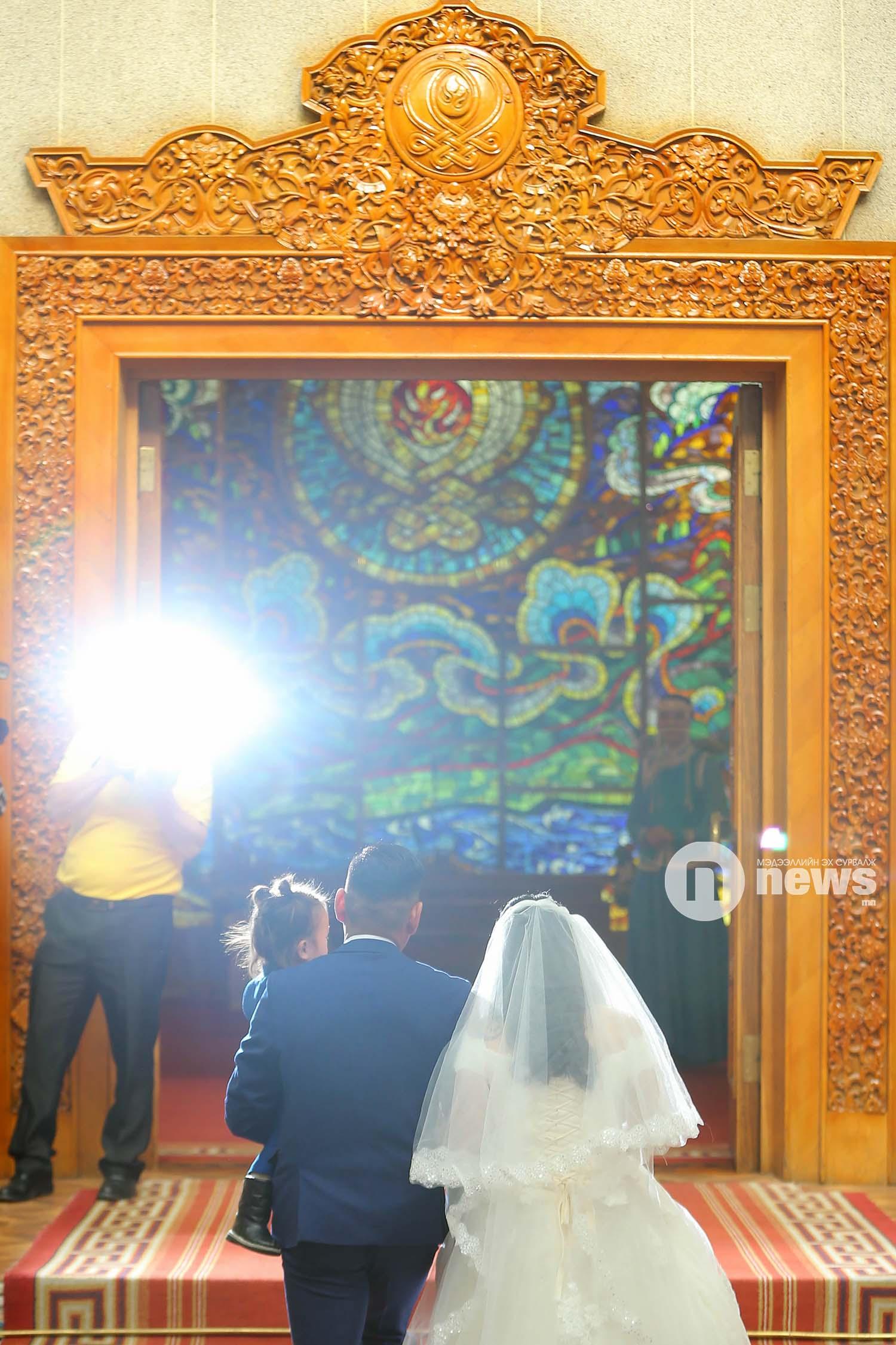 Гэрлэх ёслолын ордон Хурим (25)