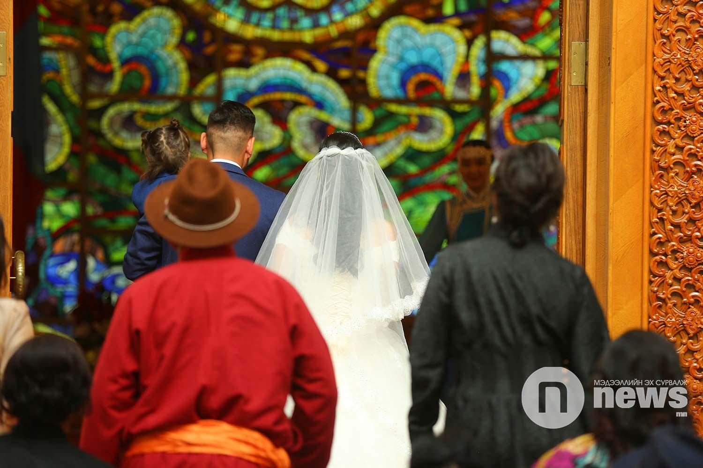Гэрлэх ёслолын ордон Хурим (26)
