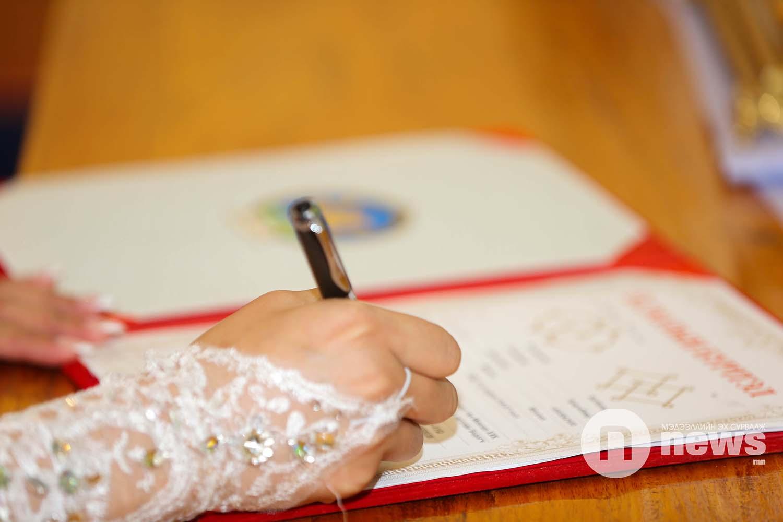 Гэрлэх ёслолын ордон Хурим (29)