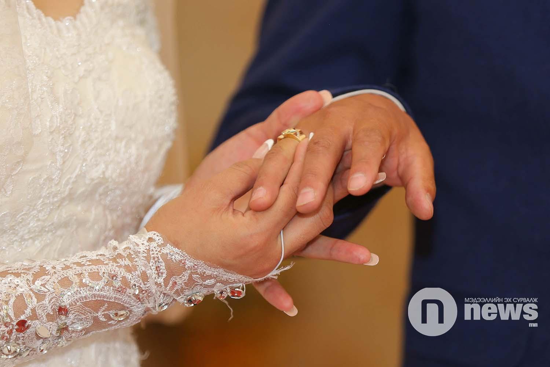 Гэрлэх ёслолын ордон Хурим (31)