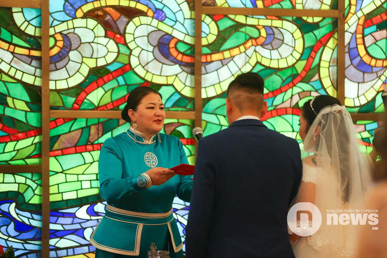 Гэрлэх ёслолын ордон Хурим (33)