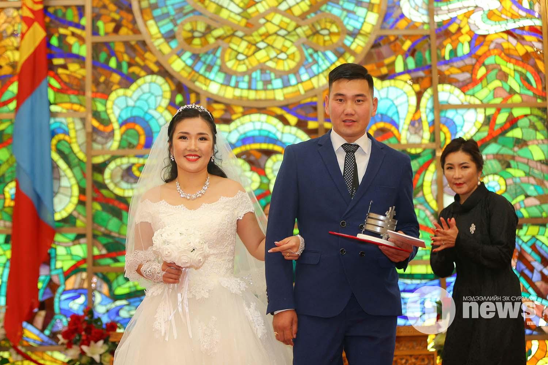 Гэрлэх ёслолын ордон Хурим (34)