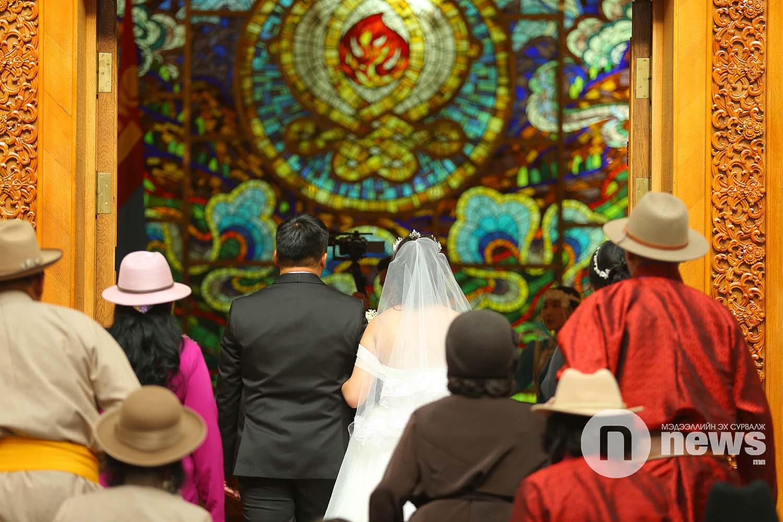 Гэрлэх ёслолын ордон Хурим (35)