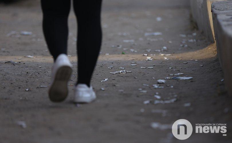 Гудамж талбайд нус цэрээ хаясан, бие зассан иргэнийг торгоно