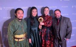 San Diego International Film Festival: Хийморь УСК шилдгээр шалгарчээ