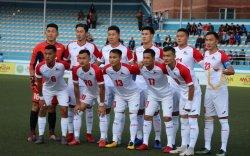 Монголын хөлбөмбөгийн шигшээ багийн бүрэлдэхүүн зарлагдлаа