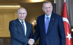 Путин Эрдоганыг ОХУ-д айлчлахыг урьжээ
