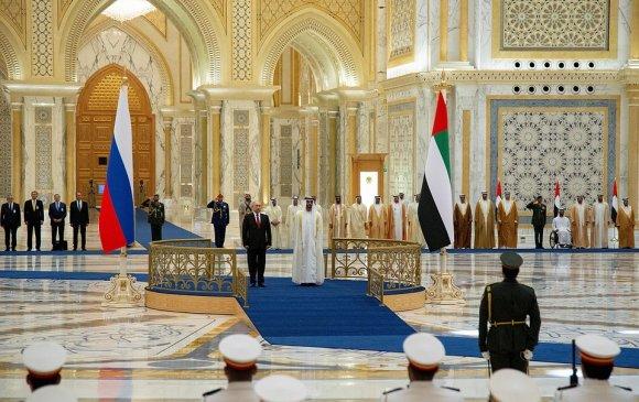 Путин: ОХУ Саудын Араб руу мах экспортлоход бэлэн