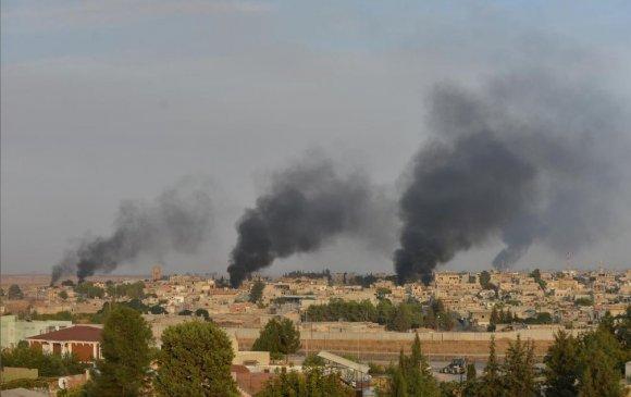 Турк Сирийн курдуудын байрлалд цохилт өгч, энгийн иргэд амиа алджээ