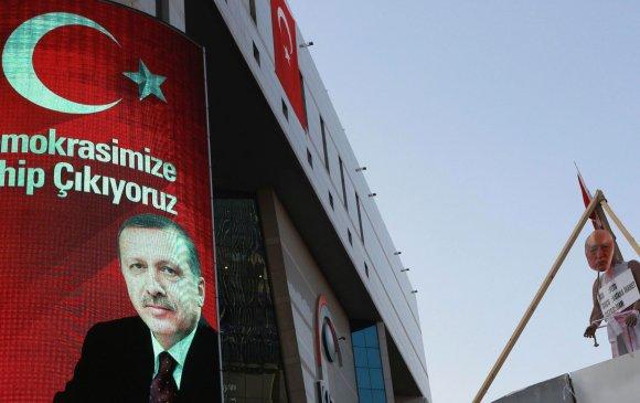 Туркт төрийн эргэлт дахиад гарч болзошгүй гэв