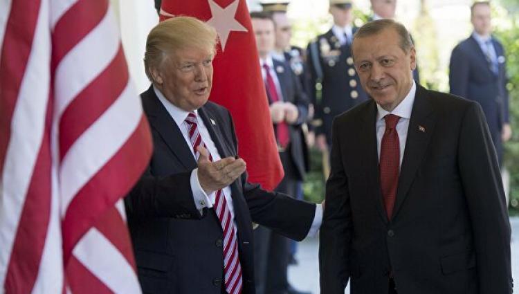 Трамп Эрдоганыг магтаж, удахгүй түүнтэй уулзана гэв