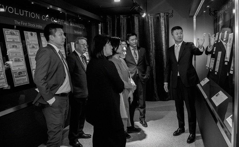 """Монгол Улс """"Дэлхийн санхүүгийн түүхийн музей""""-тэй боллоо"""