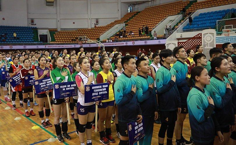 Оюутан, залуучуудын спортын наадмыг анх удаа зохион байгуулж байна