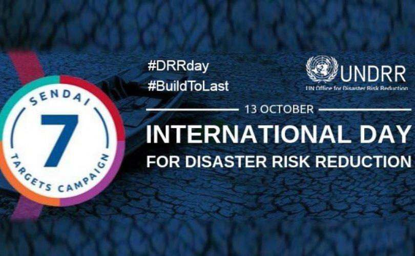 """""""Гамшгийн эрсдэлийг бууруулах олон улсын өдөр""""-ийг  тэмдэглэн өнгөрүүлнэ"""