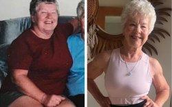 73 настай эмээ 27кг хаяж залуучуудад үлгэр дуурайл үзүүллээ