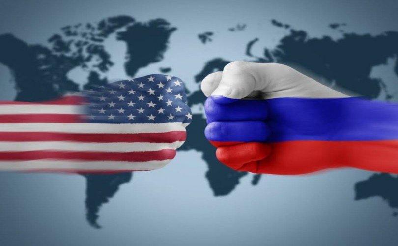 """Орос, Америкийн """"визний дайн"""""""