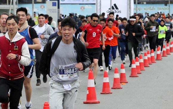 Бүх нийтийн гүйлт, дугуйн уралдаан болон шатрын тэмцээн болно