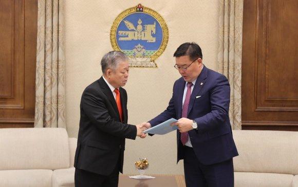 Монгол Улсын Хүний эрхийн үндэсний комиссын 2020 оны төсвийн төслийг өргөн барилаа