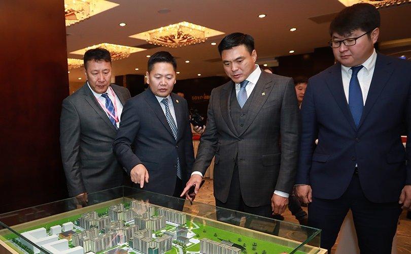 """""""Азийн хотуудын орон сууцны IV форум"""" болж байна"""