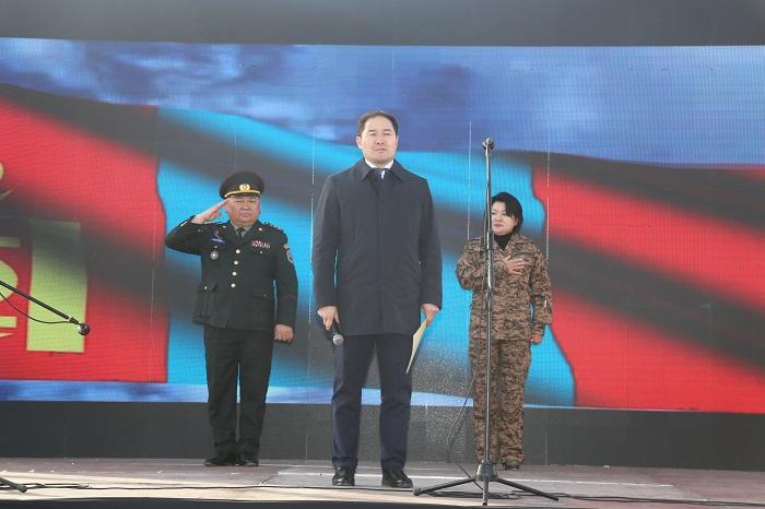 ХУД-т 2019 оны 2 дугаар ээлжийн цэрэг татлага эхэллээ