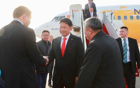 Ерөнхий сайдын Казахстан улсад хийх албан ёсны айлчлал эхэллээ