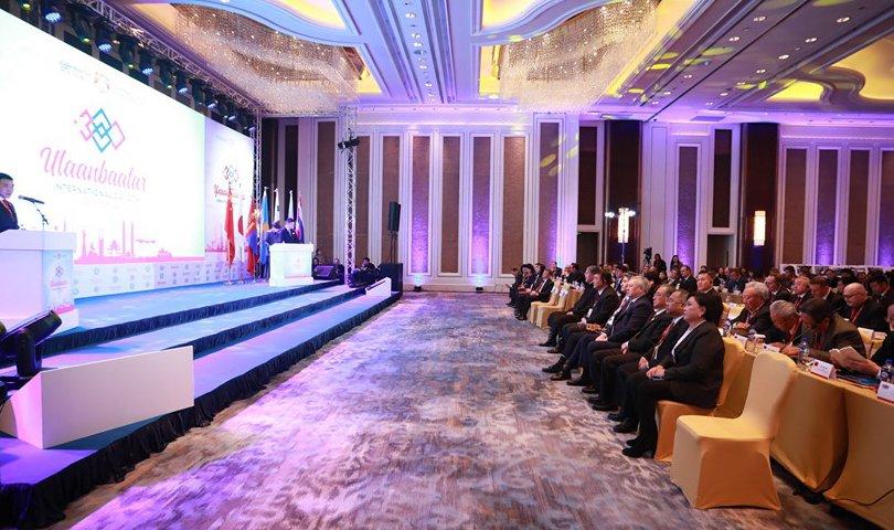 """""""Улаанбаатар олон улсын өдөрлөг-2019"""" арга хэмжээ эхэллээ"""