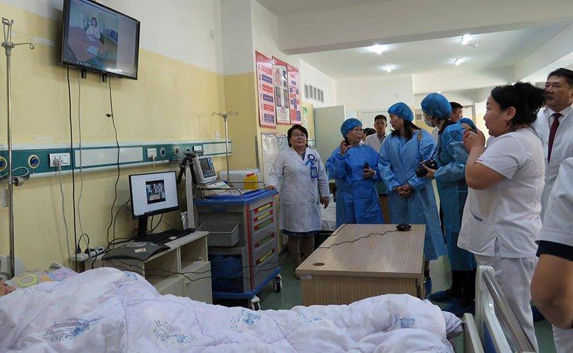 Нийслэлийн амаржих газрууд болон Багануур, Налайх дүүргийн эмнэлэг телемедициний сүлжээнд холбогдлоо
