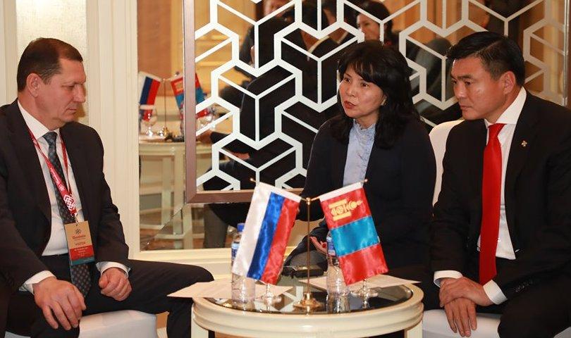 Шутенков Игорь Юрьевич: Улаанбаатарын утаа, агаарын бохирдол багасч өөр өнгө төрхтэй болсон байна