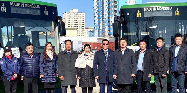 Нийтийн тээврийн үйлчилгээнд хоёр цахилгаан автобус гарахад бэлэн боллоо