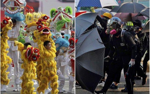 Хятад дахин оюутан залуусынхаа эсрэг гал нээв