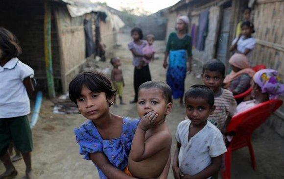 Мьянмарт 21 рохинжа үндэстнийг хүүхдүүдийнх нь хамт хорьжээ
