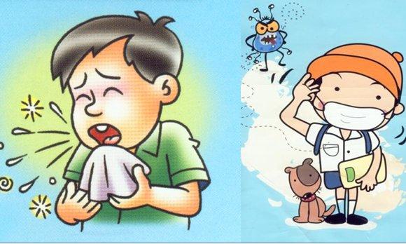 Амьсгалын замын цочмог халдварт өвчнөөс сэргийлэх зөвлөмж