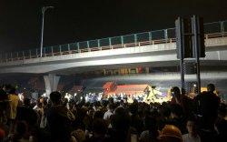 Хятадад гүүрэн гарц нурснаас гурван хүн амь үрэгджээ