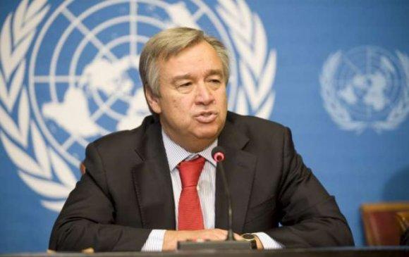 НҮБ-ын Ерөнхий нарийн бичгийн дарга мэндчилгээ ирүүлэв