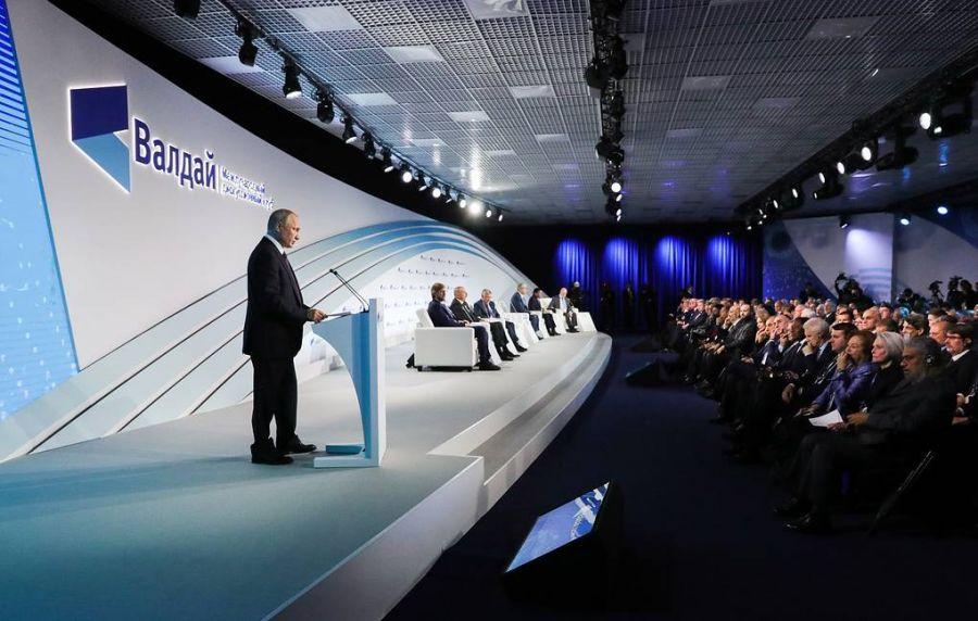 5d96d3ea1e7e7 Путин: АНУ Азид пуужин байрлуулбал яаралтай хариу барина
