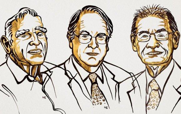 Химийн салбарын Нобелийн шагналыг гурван эрдэмтэнд олгоно