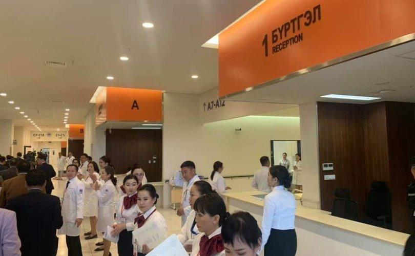 Сургалтын эмнэлэг жилд 12-13 мянган хүнд үйлчилнэ