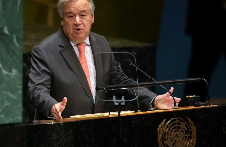 НҮБ мөнгөгүй болжээ