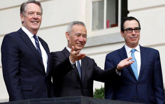 АНУ, БНХАУ-ын төлөөлөгчид Вашингтонд хэлэлцээ хийв