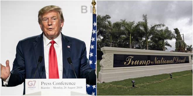 """""""Их 7""""-ийн уулзалт Трампын эдлэнд зохион байгуулагдахгүй"""