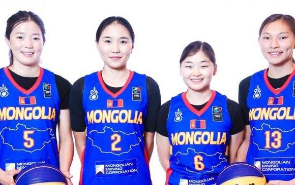 Сагсан бөмбөгийн 3×3-ийн залуучуудын ДАШТ-д Монголын эмэгтэй тамирчид зургадугаар байрт бичигджээ