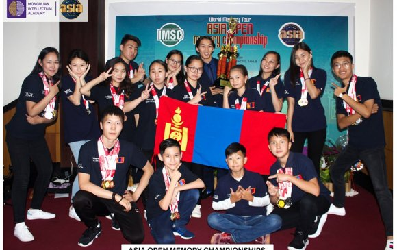 Монголын тамирчид Азийн гурван удаагийн аварга боллоо
