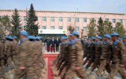 Ерөнхийлөгч Х.Баттулга БНӨСУ-д үүрэг гүйцэтгэсэн бие бүрэлдэхүүнд Төрийн дээд одон, медаль гардууллаа