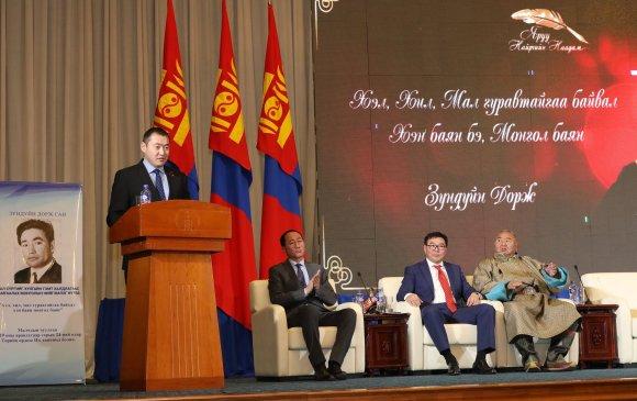 Ерөнхийлөгч Мянган малчны чуулганд оролцогчдод илгээлт хүргүүллээ
