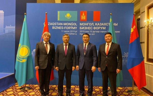 Казахстан улстай Алт цэвэршүүлэх үйлдвэр барих санамж бичигт гарын үсэг зурлаа