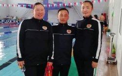 Усан сэлэлтийн мастеруудын улсын аварга шалгаруулах тэмцээнд багийн дүнгээр тэргүүллээ
